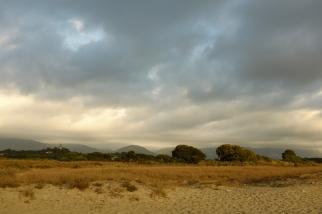 La dune vu de la plage